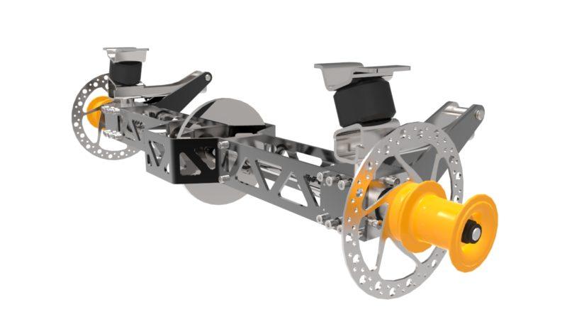 Trike Project Axel